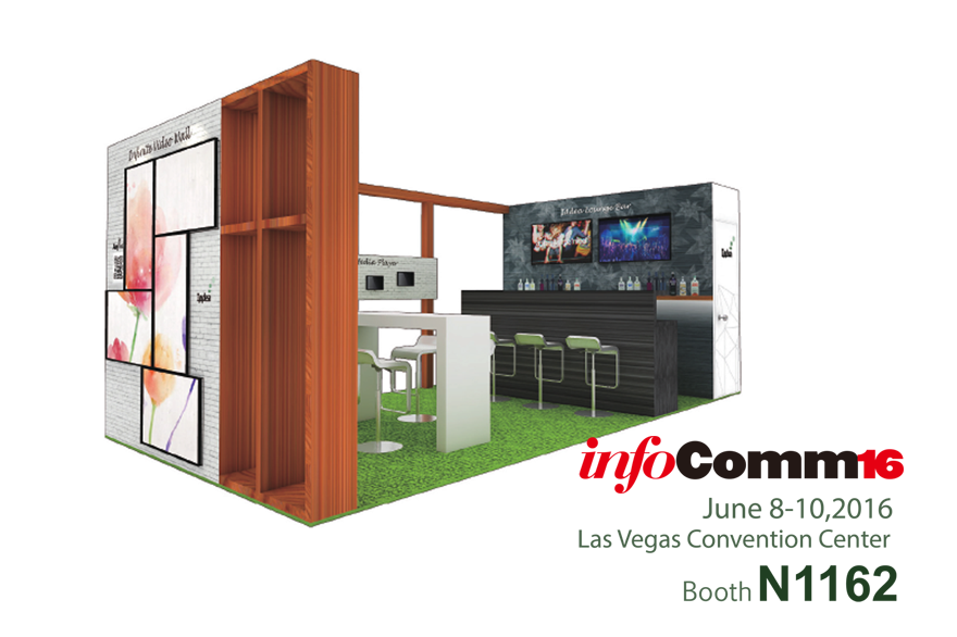 IAdea to Take Stand at InfoComm 2016 and Announce AnyTiles™ Solution Partners