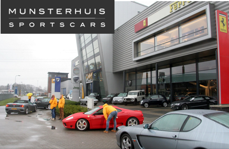 IAdea Drives More Business to Luxury Car Dealership in The Netherlands: Munsterhuis Sportscars Now Offering a More Dynamic Customer Experience