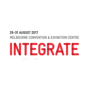 [August 29-31, 2017] Integrate Expo