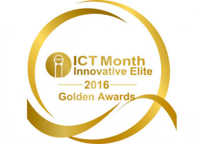 IAdea AnyTiles™ Wins 2016 ICT Month Innovative Elite – Innovative Golden Award