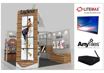 IAdea and Litemax Jointly Exhibit New Graphics Architecture for Video Walls at ISE 2016