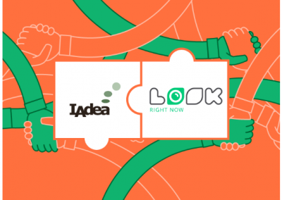 IAdea to Partner with LOOK to Further Leading Position in Retail and Banking