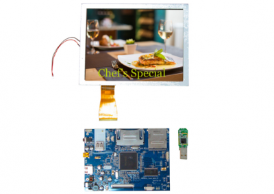 XDK-081, Entry-level Digital Signage Module is on sale now!