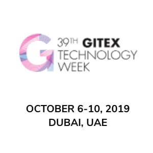 [October 6-10, 2019] Gitex