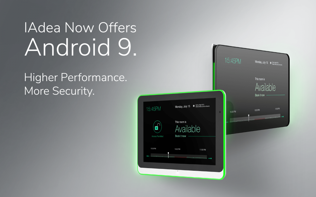 DST: IAdea Now Offers Android 9 Devices that Delivers Higher Performance and More Security