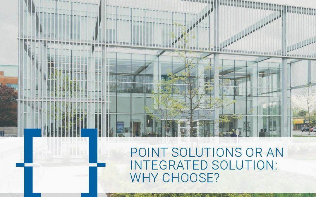 Point solutions or an integrated solution: why choose?