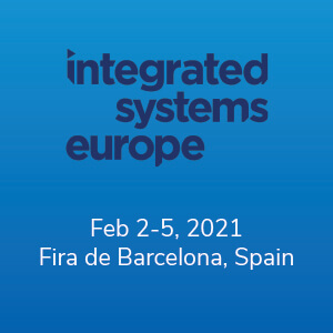 ISE 2021 | Feb 2-5,2021 | Barcelona, Spain