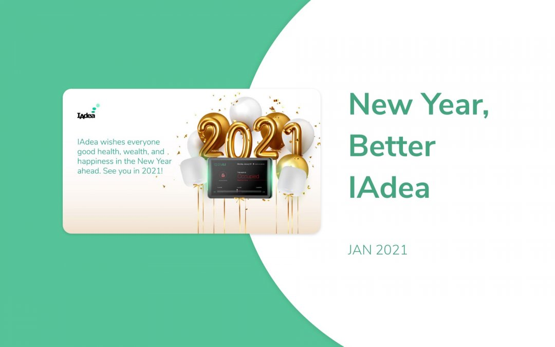 IAdea January 2021 News – New Year, Better IAdea